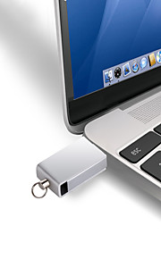 vandtæt type C usb 3,0 flash-drev 16gb flash-hukommelse disk for type c macbook air smartphone&tablet 64GB