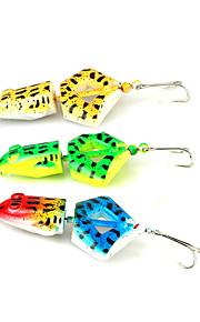 8cm/12g  4Colors Hard Plastic Frog Baits Fishing/Freshwater Fishing/Lure Fishing