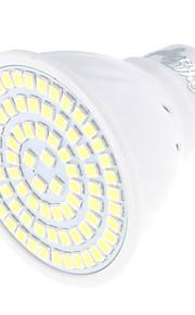 5 GU10 LED-spotpærer MR16 80 SMD 2835 450 lm Varm hvit / Kjølig hvit Dekorativ AC 220-240 V 1 stk.