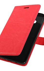 כל הגוף מחזיק כרטיסים / מוגן מים / עפר / הלם צבע אחיד דמוי עור קשיח Case כיסוי Samsung GalaxyJ7 (2016) / J5 (2016) / J3 Pro / J3 (2016) /