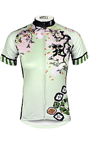 Breathable and Comfortable Paladin Summer Male Short Sleeve Cycling Jerseys DX685 The Cherry Blossom
