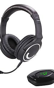 Neutral produkt HW-390M Høretelefoner (Pandebånd)ForMedie Player/Tablet / Mobiltelefon / ComputerWithMed Mikrofon / DJ / Lydstyrke