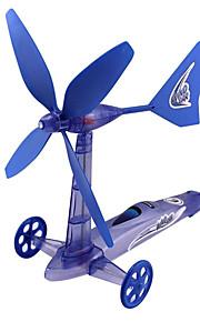 Azul Toy DIY para Boy ABS