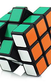 Shengshou® Cube velocidade lisa 3*3*3 profissional Nível apaziguadores do stress / Cubos Mágicos / Puzzle brinquedo Preta / Branco