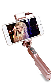 HY004 Selfie Sticks with Led Lights Beauty for selfie Load 0.5kg Bluetooth Selfie Sticks
