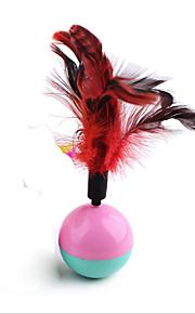 "The  Spot supply fail ball mice model ""Daruma"" fluffy feathers toys"