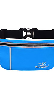 Cell Phone Bag / Waist Bag/Waistpack Waterproof / Quick Dry / Phone/Iphone Jogging / Running All Phones Green Nylon