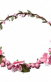 Accessories 1pc Tiares & Couronnes Adorable Taille unique Rouge / Rose / Violet Tissu