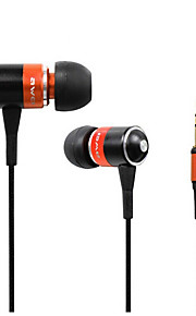 AWEI Q3 אוזניות (בתוך האוזן)Forנגד מדיה/ טאבלט / טלפון נייד / מחשבWithמבטל רעש