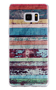TPU Material Tribal Pattern Pattern Cellphone Case for Samsung Galaxy Note 7