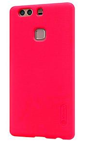 Takakuori Iskunkestävä / Pölynkestävä / Ultra-ohut / Himmeä Yhtenäinen väri PC Kova Tapauksessa kattaa HuaweiHuawei P9 / Huawei P9 Lite /