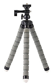 KT-600s-seller alemão mini-esponja polvo polvo tripé espuma EVA câmera suporte gopro