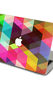 macbook pro Front Aufkleber Aufkleber imagic geometrische für macbook 13 15 17, macbook air 11 13, macbook Retina 13 15 12