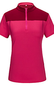 Carrera / Running Tops Mujer Sin Mangas Transpirable / Suave Poliéster Ejercicio y Fitness / Running Deportes® Ropa deportiva Eslático