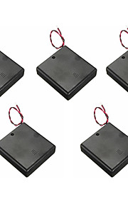 SENDAWEIYE AA Battery case batterij Cases 4PCS 6V