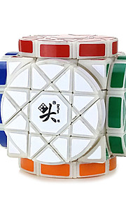 Dayan® Cube velocidade lisa Alienígeno / apaziguadores do stress / Cubos Mágicos Preta Plástico
