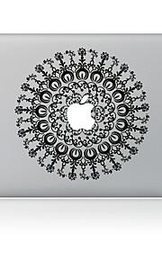 1 stk Ridsnings-Sikker Transparent plastik Klistermærke Mønster ForMacBook Pro 15 '' med Retina / MacBook Pro 15 '' / MacBook Pro 13 ''