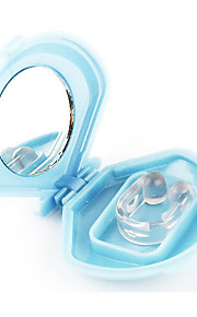 Premium Nose Vents To Ease Breathing and Snoring Silica Gel - Includes A Travel Case