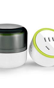 MiniK Intelligent Micro-Plugged Smart Socket Wifi Remote Control Timer.