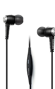 Usure AH-C120MA dynamic In-ear Headphones Earbuds High Resolution Heavy Bass for DENON with Mic