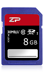 zp 8gb classe 10 sd / sdhc / sdxcmax lezen speed80 (mb / s) max write speed20 (mb / s)