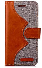 karzea caso cowboy Gyrosigma portafoglio e copertura posteriore con supporto per Apple iphone7 / iPhone 7 più