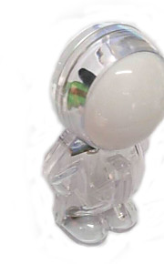 2 LED Humanoid ClapLight Tent Lamp (2XAAA)