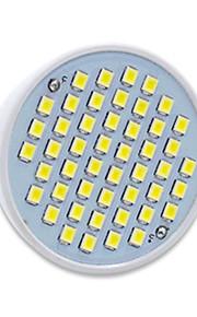 3W GU10 / GX5.3 LED-spotpærer MR16 48 SMD 2835 300LM lm Varm hvit / Kjølig hvit Dekorativ AC 220-240 V 1 stk.
