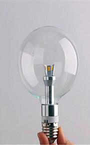 3 / 4 E26/E27 LED-globepærer G80 3 SMD 3528 800 lm Varm hvit / Kjølig hvit Dekorativ AC 220-240 V 1 stk.