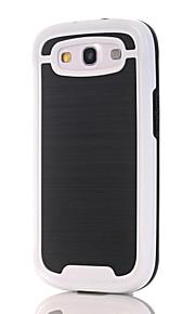Per retro Resistente agli urti Tinta unita PC Difficile Copertura di caso per Samsung GalaxyS7 plus / S7 edge / S7 / S6 edge plus / S6