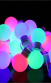 40 dirigée par prise étanche en plein air vacances décoration de Noël lumière 5m led string