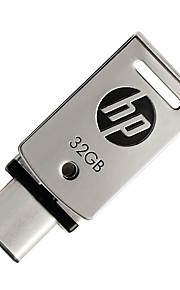 HP X5000 Type-C USB 32GB  Mobile Computers Dual USB Disk USB3.1 PC