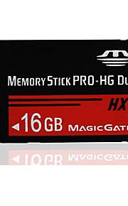 Sony 4GB / 8GB / 16GB / 32GB Memory Stick PRO Duo Class 4