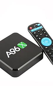 A96X Amlogic S905X Android 6.0 Smart TV BOX 4K 3D 1G RAM 8G ROM Quad Core WiFi