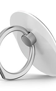 Uchwyt do telefonu Biurko / Obuwie turystyczne Uchwyt pierścieniowy / Obrót 360° Plastik for Telefon komórkowy