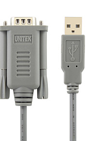 Unitek usb2.0 naar RS232 high speed kabel 1.5m