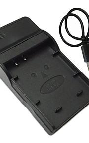 El12 Mikro USB Mobil Batterioplader Til Nikon En-El12 S6100 S9100 P300 S8100 S8200 S9500 P330