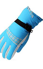 Full Finger / Rękawiczki zimowe Damskie Keep Warm / WodoodpornyKolarstwo / Wspinaczka / Narciarstwo / Kemping i wycieczki / Motocykl /