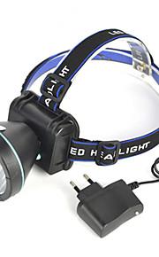 Освещение Налобные фонари / Ремешок для налобного фонаря / огни безопасности LED 2000 Люмен 1 Режим Cree XP-G R5 18650Угловой фонарь /