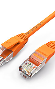Shengwei RJ45 naar RJ45-kabel high speed / verguld
