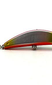 1 pcs Minnow Minnow Random Colors 7.2 g Ounce mm inch,Hard Plastic Bait Casting