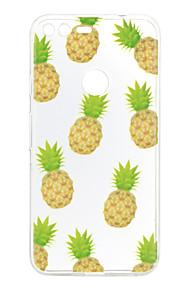 Para Diseños Funda Cubierta Trasera Funda Fruta Suave TPU para Google Google Pixel / Google Pixel XL