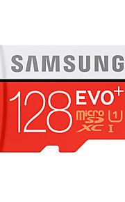 TF tarjeta de memoria original Samsung 128gb class10 de 80 MB / s UHS-U1