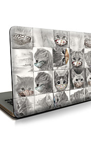 For MacBook Air 11 13/Pro13 15/Pro with Retina13 15/MacBook12 Cats Apple Laptop Case