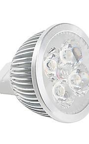 4W GU5.3(MR16) LED-spotpærer MR16 Høyeffekts-LED 380 lm Varm hvit / Kjølig hvit V 1 stk.