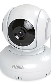 Ithink® Pan Tilt CMOS WiFi Wireless HD PTZ Security Camera Motion Detection Night Vision Two Ways Talking