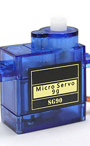 HOT Sale SG90 Mini Gear Micro 9g Servo For RC Helicopter Airplane/Car/Boat