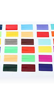 sidande 30pcs farvefiltre farvefilm kit til panasonic nikon canon PENTAX dslr speedlite flash