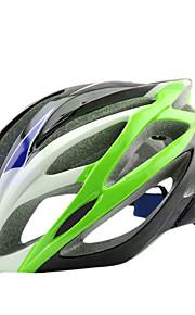 여성용 / 남성용 / 남여 공용 자전거 헬멧 20 통풍구 싸이클링 사이클링 / 산악 사이클링 / 도로 사이클링 / 레크리에이션 사이클링 원 사이즈 PC / EPS 옐로우 / 다크 골드 / 화이트 / 그린 / 레드 / 블랙 / 블루