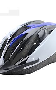 Dame / Herre / Unisex Bike Hjelm 15 Ventiler Sykling Sykling / Fjellsykling / Veisykling / Fritidssykling En størrelse PC / EPSGul / Hvit